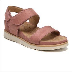 Mauve Natural Soul Sandals ✨